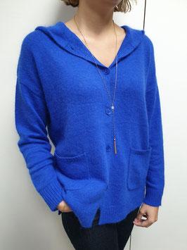Gilet Kalie Bleu Electrique