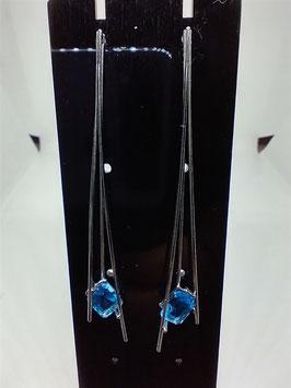 Blauwe Topaas, blue Topaz
