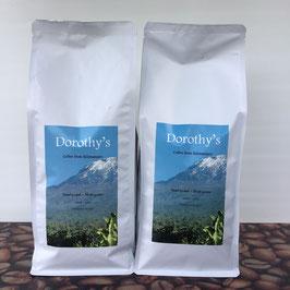 "Dorothy's - Coffee-Credits ""Umbwe"""