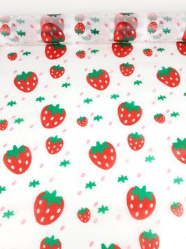 Pelerine | Erdbeere