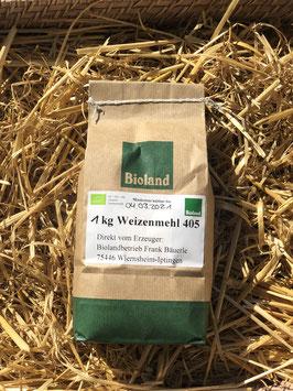 Weizenmehl 405