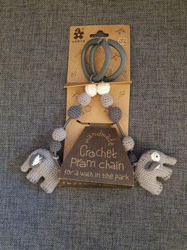 Sebra Kinderwagenkette Elefant (78)
