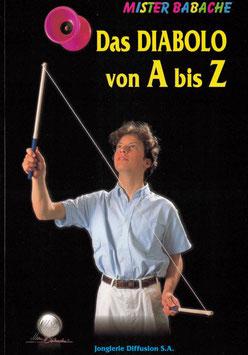 Diabolo Buch: Das Diabolo-Buch von A-Z