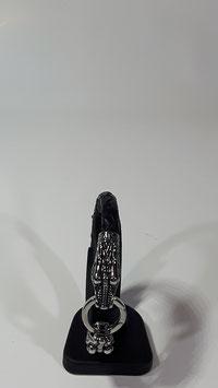 """Edelstahl / Leder Armband """"Dragon"""""""