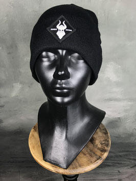 CREATURES OF DARK TECHNO BEANIE BLACK