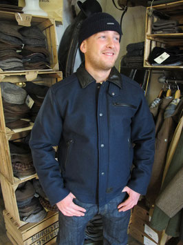 WM - Ridersjacket -navy