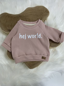 Individualisierung für Sweater/Hoodie