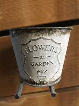 Flowers & Garden Topf