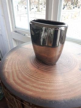 Silberne Vase