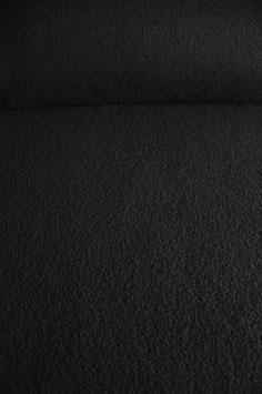 0,5m  weicher Walkloden Schwarz - 20 Euro/m