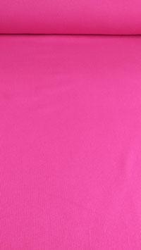 0,5m - Baumwollstrick in Pink, Strickmuster - 10,-/m