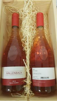 Hallenbach Secco Rosé - trocken