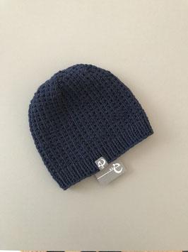 Mütze CLÀ kurz navy
