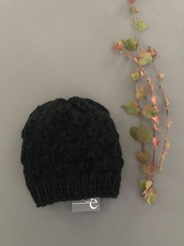 Mütze KNOTS schwarz