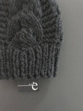 Mütze FADRINA dunkelgrau