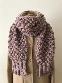BARBLA scarf rosé