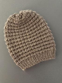 Mütze NEVIA lang beige