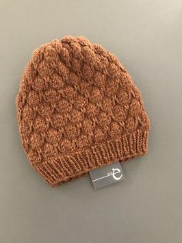 Mütze Stina Midi cognac
