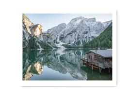 Lago die Braies II Pragser Wildsee