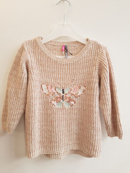 Pull maille papillon ORCHESTRA