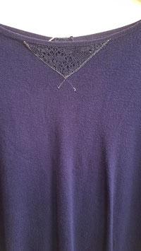 Pull bleu-violet KOOKAI