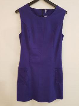 Robe violette VILA