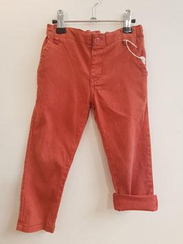 Pantalon chino brique BOUTCHOU