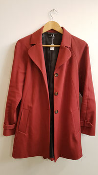 Manteau rouille ONE STEP