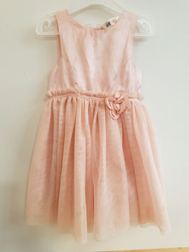 Robe tulle rose H&M