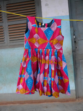 Dress Fatoumata (3 Years)