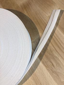 Baumwoll-Schrägband gefalzt 20 mm