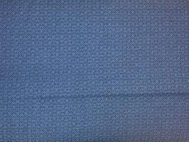Baumwolljacquard blau J10144