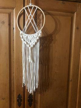 Makramee-Loop Wandbehang D10005