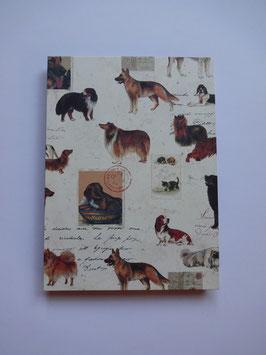 Leporello Hunde