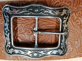 Westernschnalle im Jeremiah Watts design 38mm