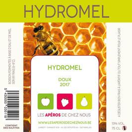 Hydromel DOUX 2017
