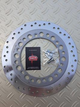 disque de frein + vis pour  daelim vt , daystar 125/250