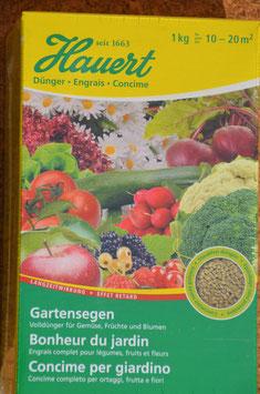 Gartensegen