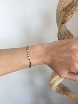 Bracelet fin Femme 17,5 cm