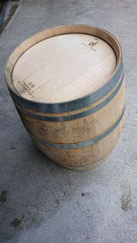 Barriques gebraucht, Bordelaiser Form Eiche, 95 cm lang, 69 cm Durchmesser