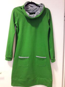Winterkleid grün