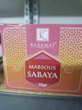 Karamat Mabsous Sabaya 30gr