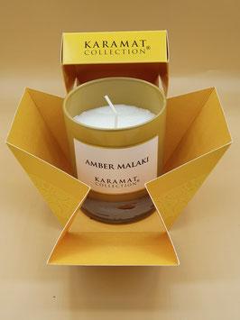 Duftkerze Amber Malaki by Karamat Collection