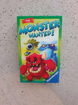 Spiel Monster Wanted!