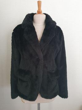 Fake Fur Jacke Gr.L