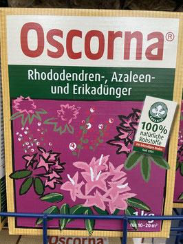 OSCORNA Rhododendren-, Azaleen- & Erikadünger