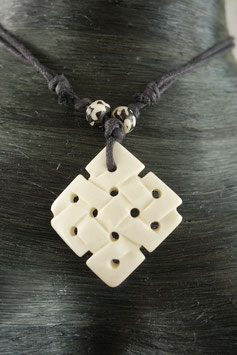 Halskette Knoten HK-130819