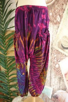 Batik Hose midi Low 31719.04