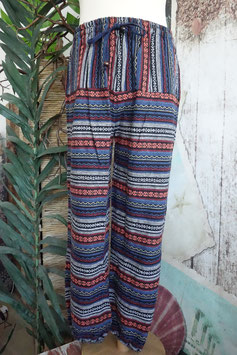 Hose Hmong patterned High 104.21