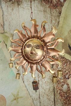 Sonne Glocken Windspiel